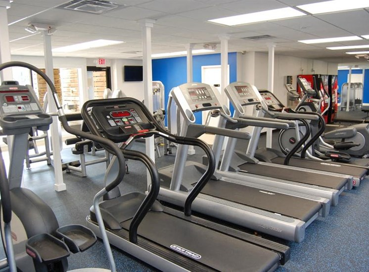 24 hour Fitness Center at Orion North Star, Ann Arbor, MI