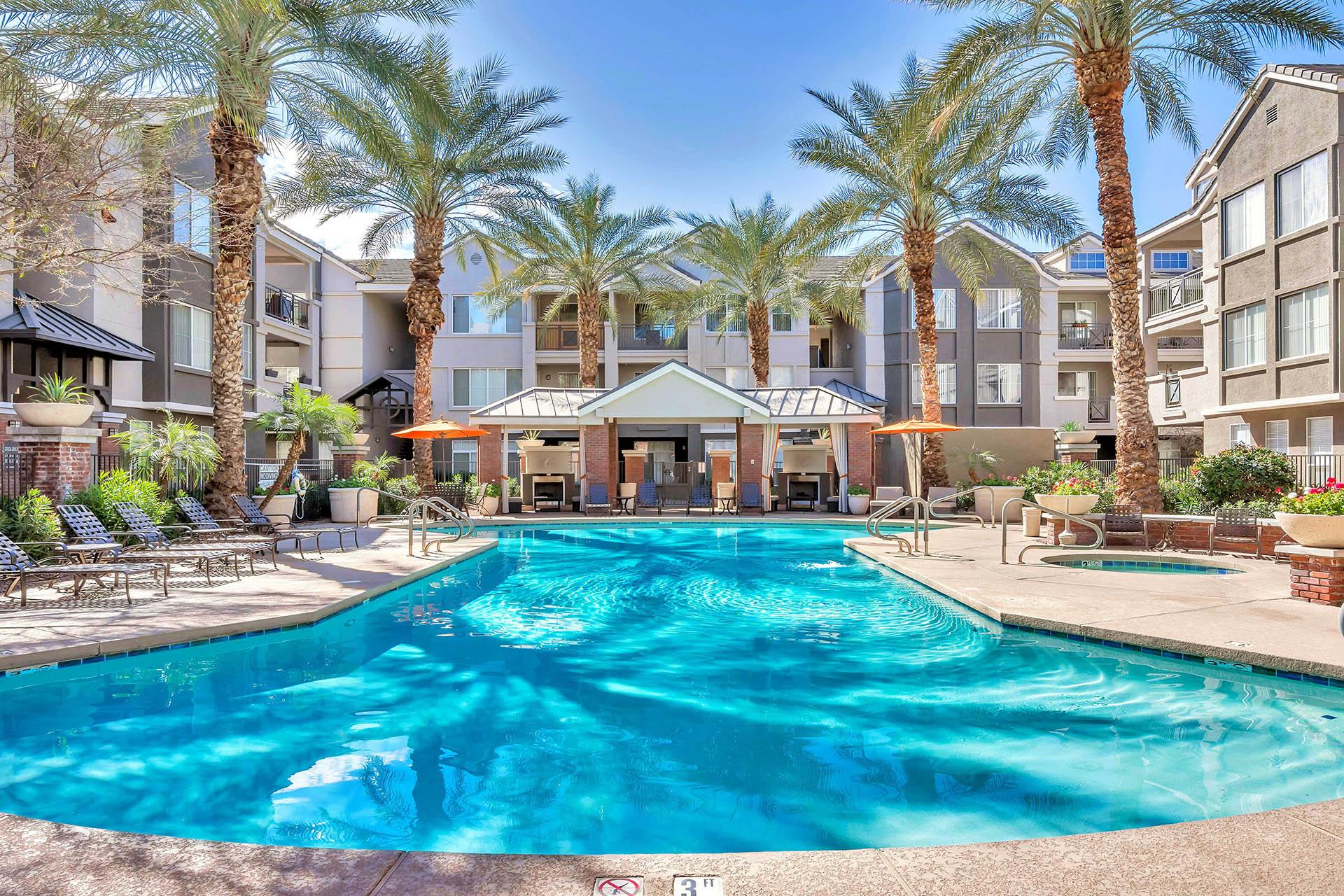 One, Two U0026 Three Bedroom Apartments In Phoenix, AZ