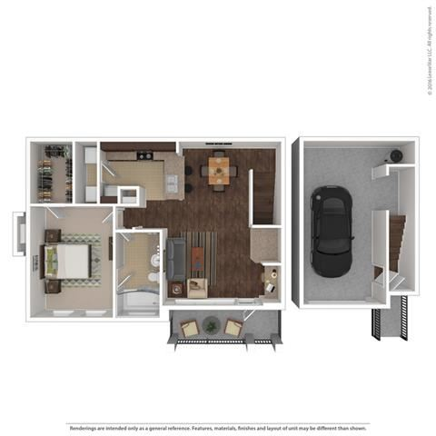 Floor Plan at Orion McCord Park, Little Elm, TX, 75068