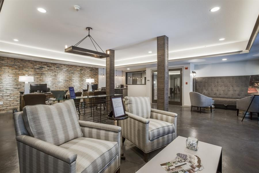 Renovated Clubhouse and Game Room at Chelsea on Southern, Dallas, TX