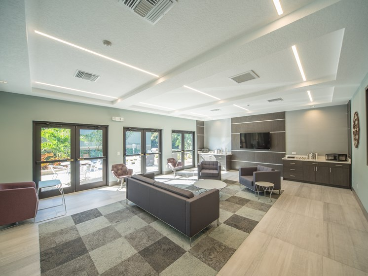 Expansive Clubhouse at The Preserve at Westchase, Tampa, FL, 33626