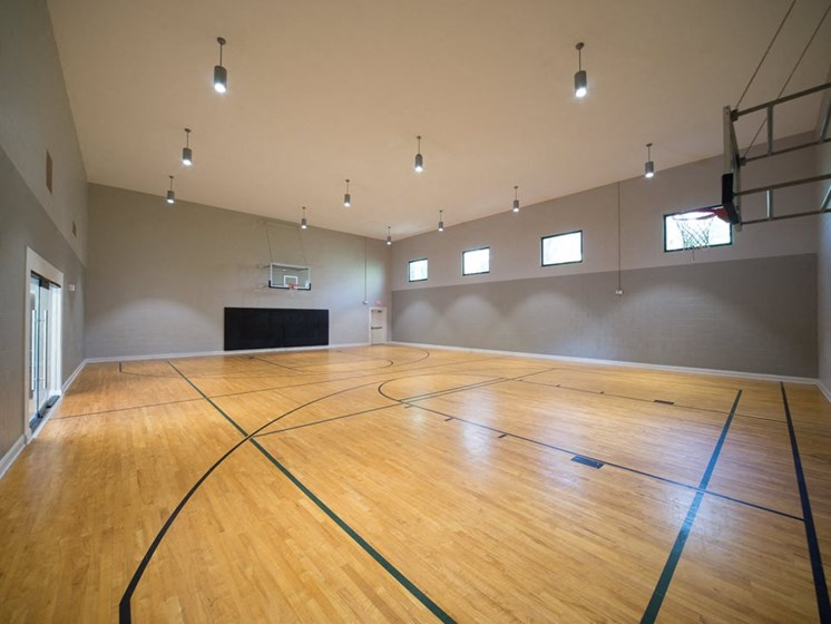 Basketball Court at The Preserve at Westchase, Tampa