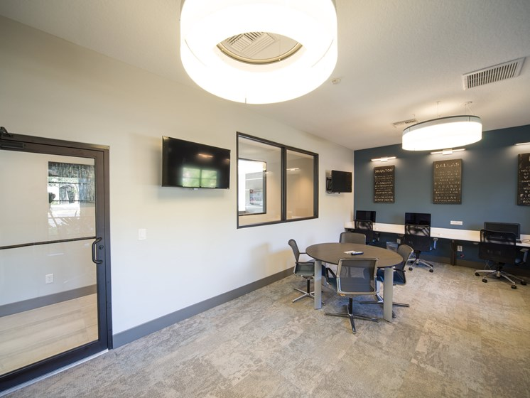 Business Center at The Preserve at Westchase, Tampa, 33626