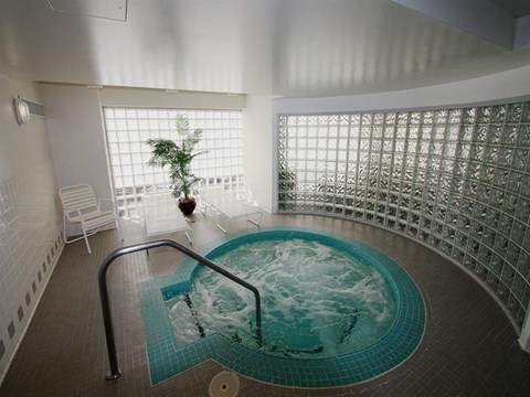 Spa/Hot Tub at Quebec House, Washington, Washington