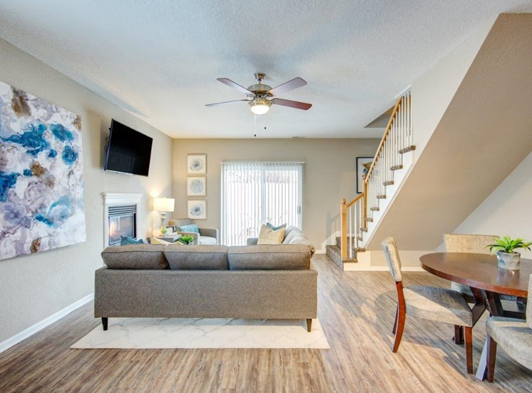olathe kansas large affordable town home rental 3 bedroom
