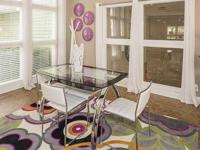 Dining Area | Landmark at Bella Vista Apartment Homes Duluth, GA