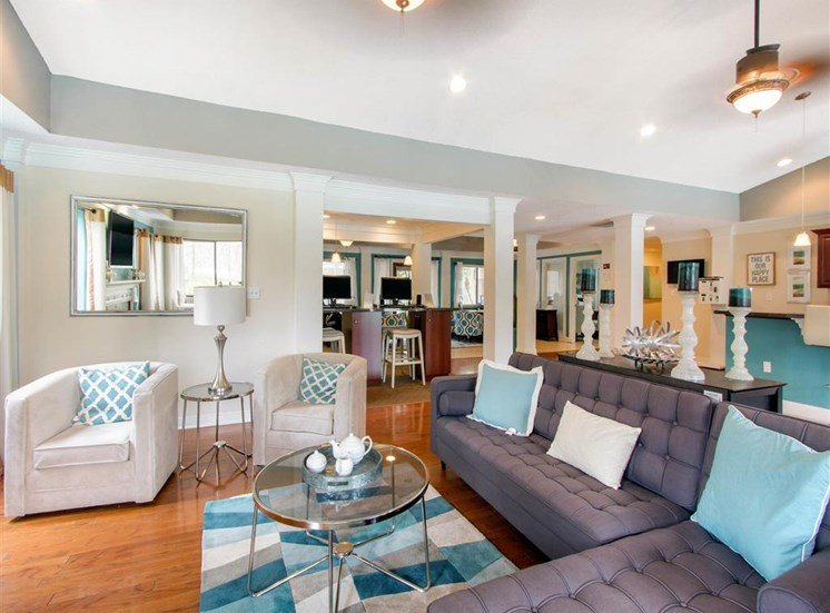 Clubhouse | Landmark at Grayson Park Apartment Homes | Tampa, FL