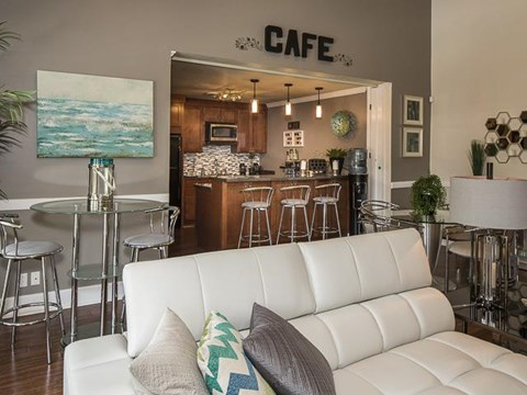 Coffee Cafe | Landmark at Lyncrest Reserve Apartment Homes Nashville, TN