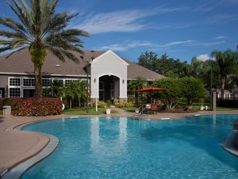 Osprey Links at Hunter's Creek | Apartments for Rent in Orlando, FL | Pool with Wi-Fi