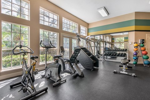 Osprey Links|Fitness Center