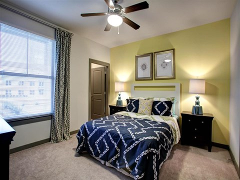 Park 9 Apartment Homes | Apartments for Rent in Woodstock, GA | Bedroom