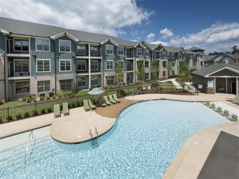 Park 9 Apartment Homes | Apartments for Rent in Woodstock, GA | Swimming Pool
