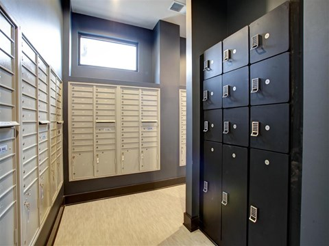 Park 9 Apartment Homes | Apartments for Rent in Woodstock, GA | Lockers