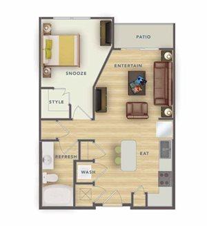 AO floor plan.