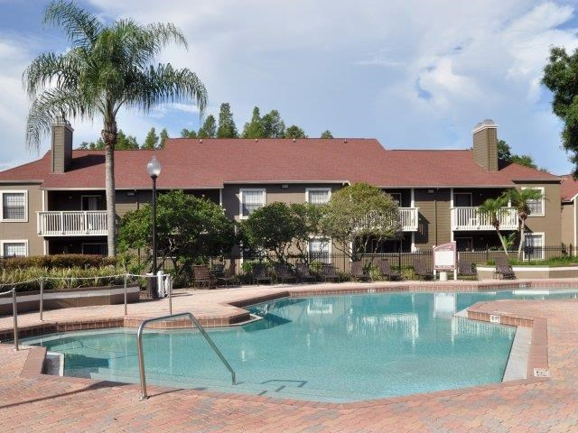 St. James Crossing   Apartments for Rent in Tampa, FL   Pool and Sundeck