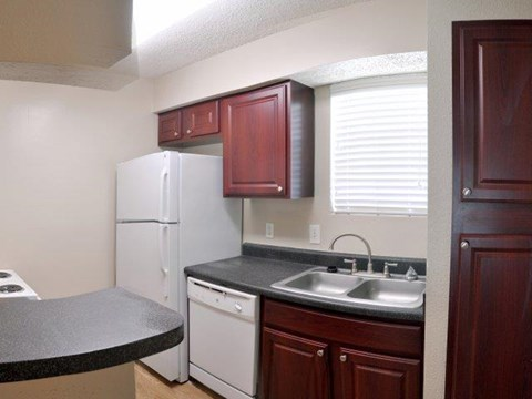 St. James Crossing | Apartments for Rent in Tampa, FL | Kitchen Counters and Appliances