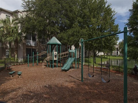 The Legends at Champions Gate | Apartments for Rent in Champions Gate, FL | Children's Playground