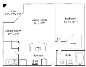 The Oakmont floor plan