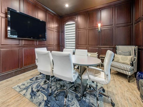The Parkway at Hunters Creek | Apartments for Rent in Orlando, FL | Theater Room