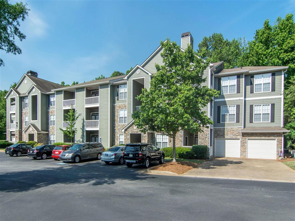 Exterior | The Retreat at Kedron Village Apartment Homes Peachtree City, GA
