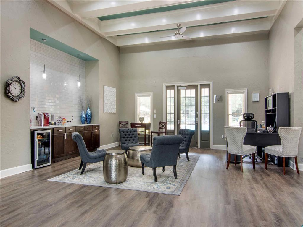 Clubhouse | The Retreat at Kedron Village Apartment Homes Peachtree City, GA