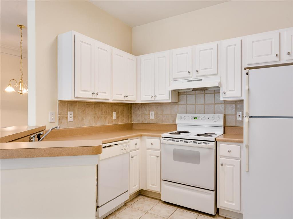Kitchen | Village at Almand Creek Apartments Conyers, GA