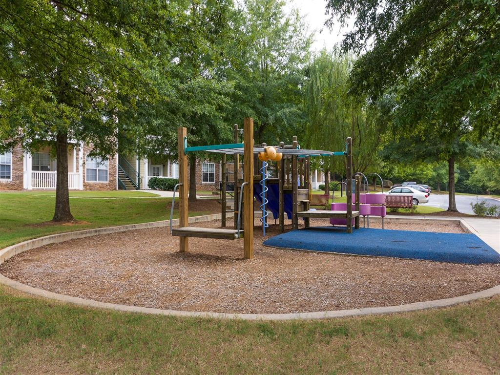 Playground | Village at Almand Creek Apartments Conyers, GA
