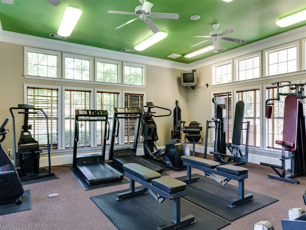 Cardio Center | Village at Almand Creek Apartments Conyers, GA
