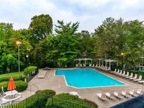 Nashboro Village   Apartments for Rent in Nashville, TN   Community Swimming Pool