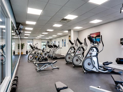 Nashboro Village   Nashville, TN Apartments for Rent   Fitness Center