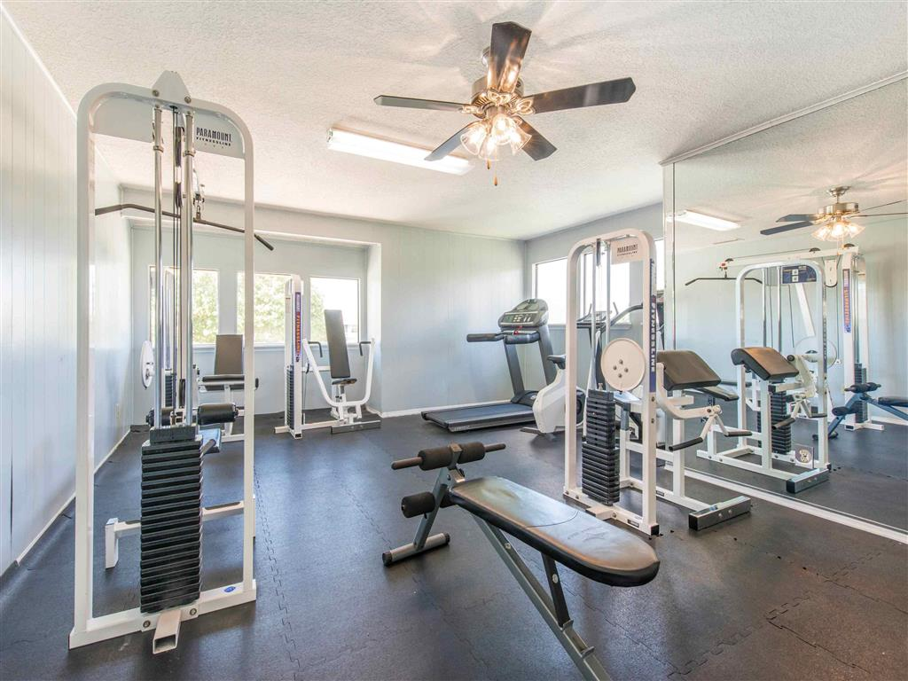 Saratoga | Apartments For Rent in Melbourne, FL | Fitness Center