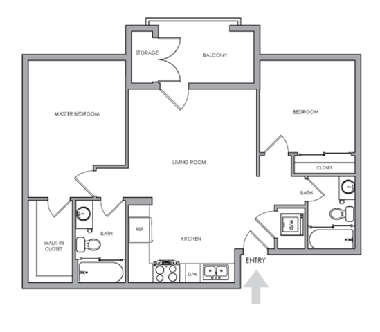 Laguna Vista Apartments: Luxury One And Two Bedroom Apartments In Chula Vista, CA
