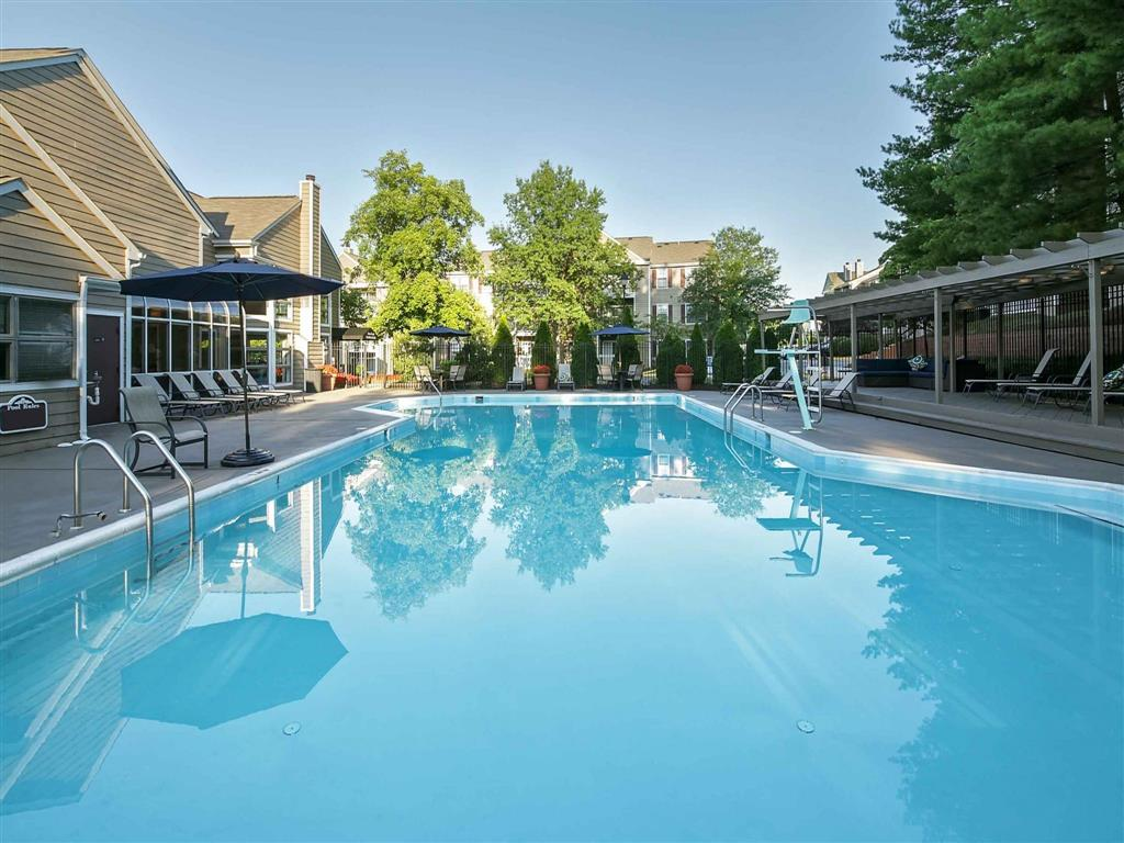 Swimming Pool with Sundeck | Aston Woods | Apartments in Silver Spring, Maryland