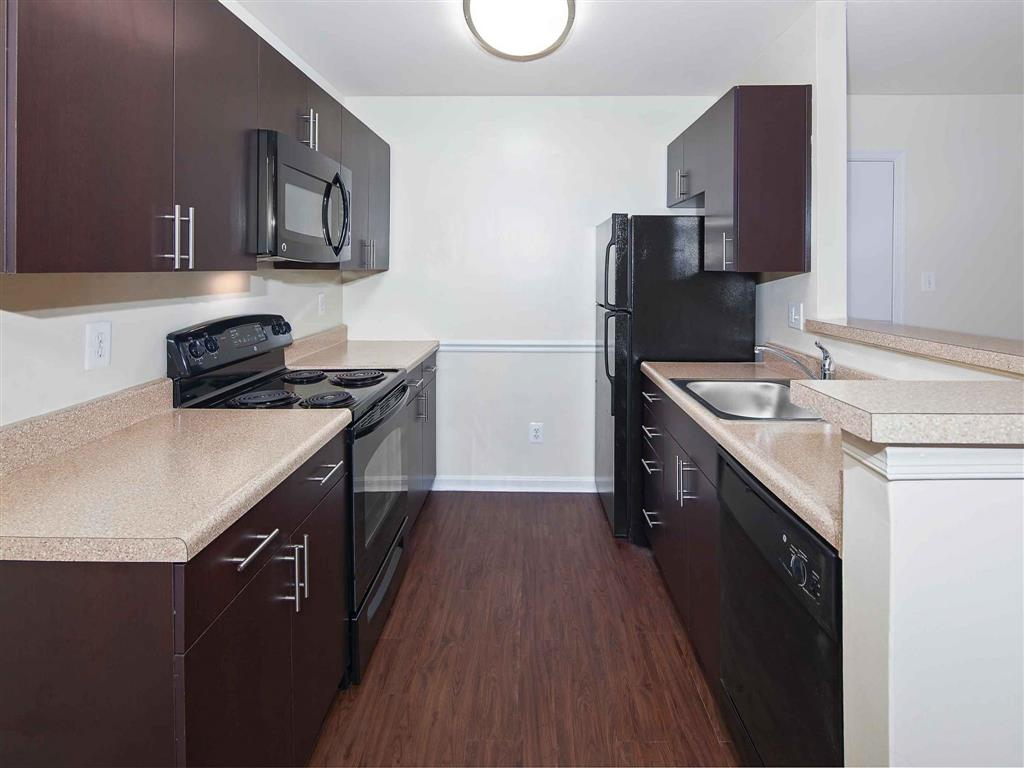 Hardwood Style Flooring| Aston Woods | Apartments in Silver Spring, Maryland