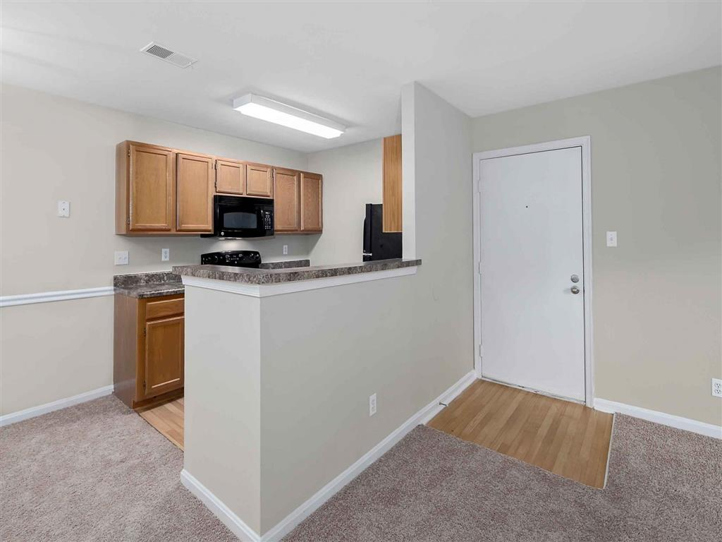 Kitchen Bar | Aston Woods | Apartments in Silver Spring, Maryland