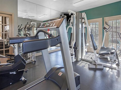 Costa Del Sol|Fitness Center