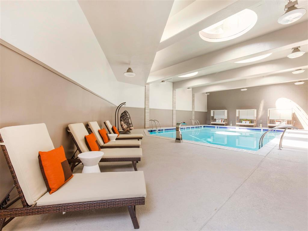 Ellicott House | Apartments for Rent Washington, DC | Indoor Swimming Pool
