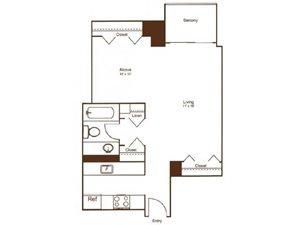 S3 Floor Plan Loft Layout