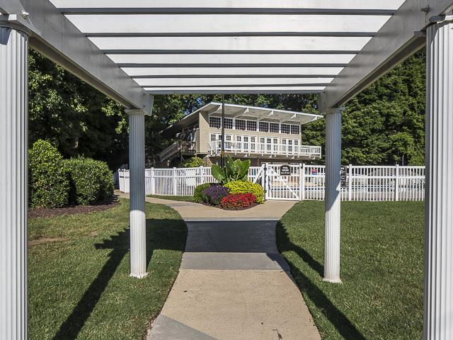 Walkway | Grand Arbor Reserve Apartment Homes Raleigh, NC