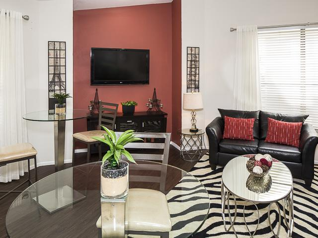 Resident Clubhouse | Landmark at Pine Court Apartment Homes Columbia, SC