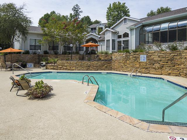 Outdoor Pool | Landmark at Pine Court Apartment Homes Columbia, SC
