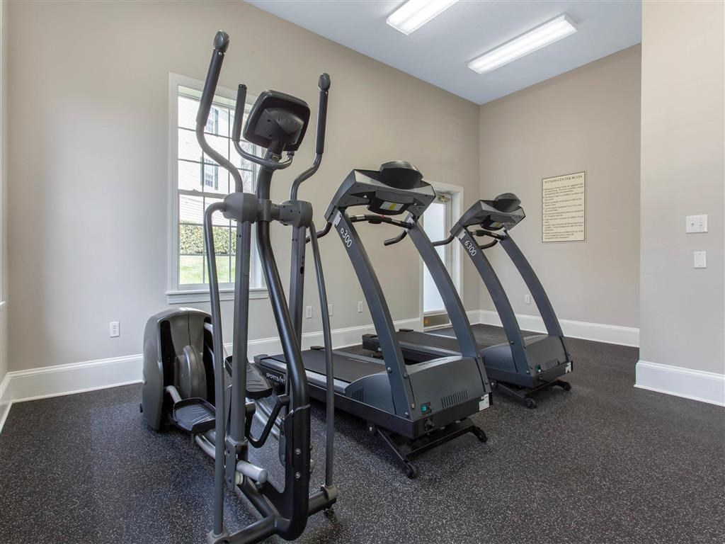 Fitness Center | Reserve at River Walk Apartment Homes Columbia, SC