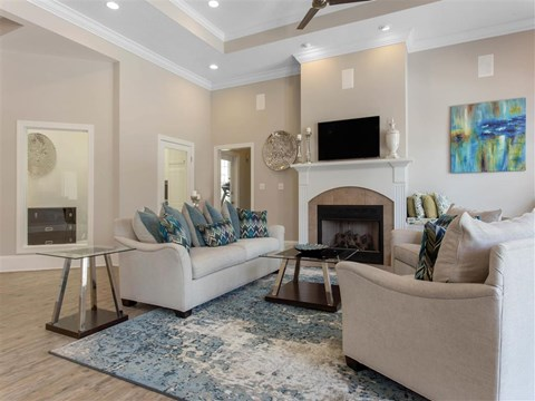 Clubhouse | Reserve at River Walk Apartment Homes Columbia, SC