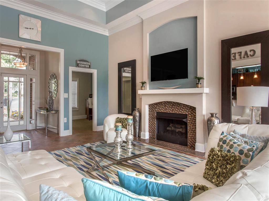 Clubhouse | The Grayson Apartment Homes Charlotte, NC