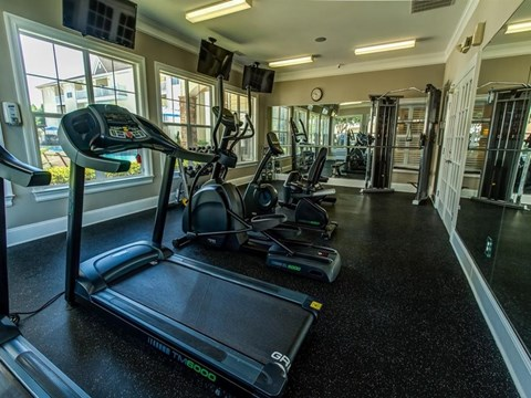 Fitness Center | Flagstone at Indian Trail, NC