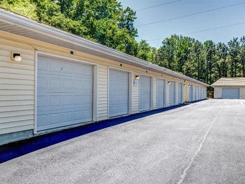 Detached Garages | Flagstone at Indian Trail, NC