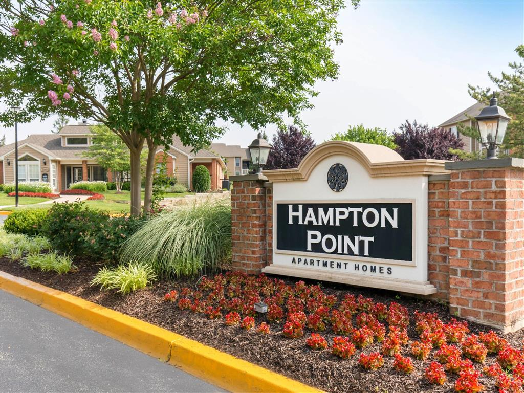 Hampton Point | Apartments For Rent in Silver Spring, MD | Entrance