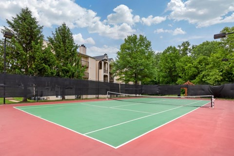 Saybrook| tennis courts