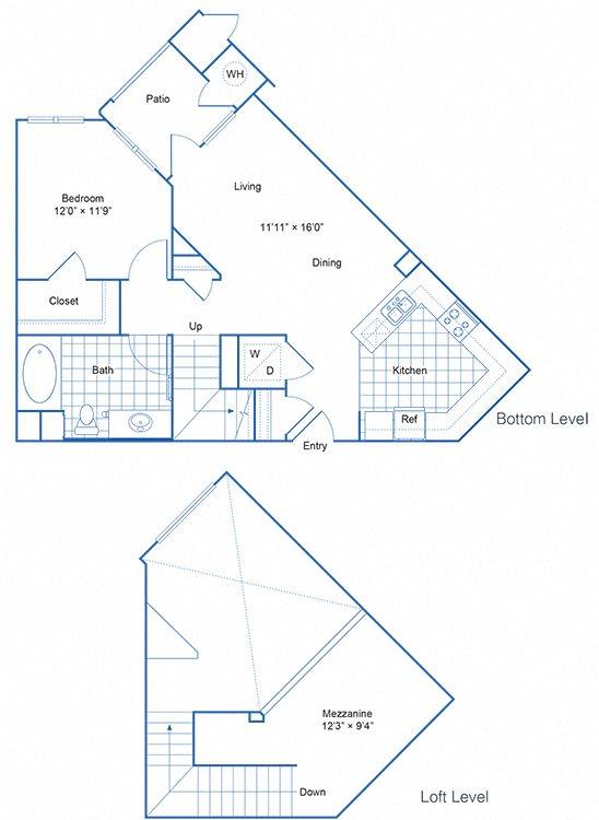 A3M Floor Plan 4