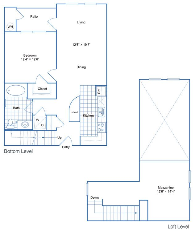 A4M Floor Plan 6